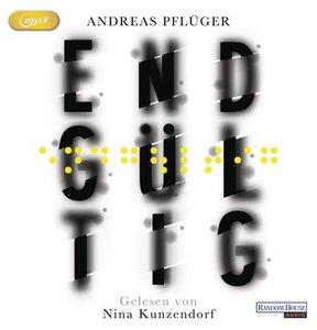 Hörbuch-Cover Endgültig von Andreas Pflüger
