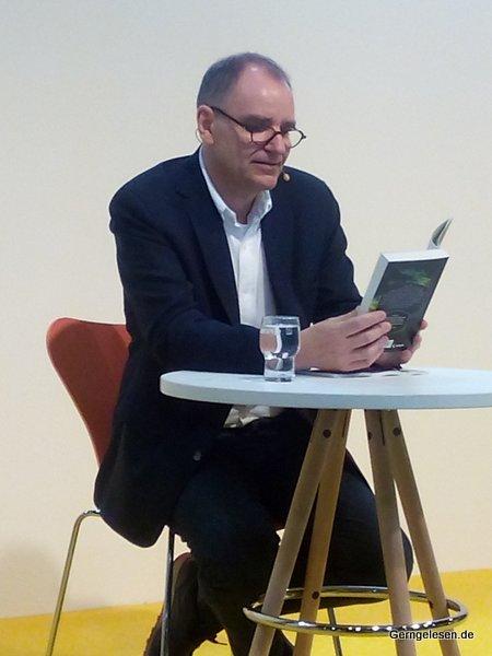 Autor Karl Olsberg Lesung
