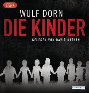 Cover Hörbuch Wulf Dorn: Die Kinder
