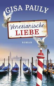 Cover Gisa Pauly Venezianische Liebe