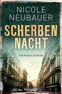 Cover Scherbennacht von Nicole Neubauer