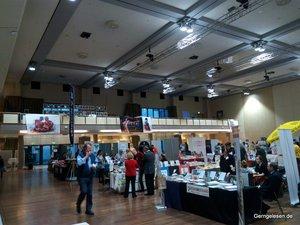 Messehalle Buch Berlin 2017