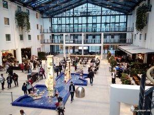Hotel Estrel Buch Berlin 2017