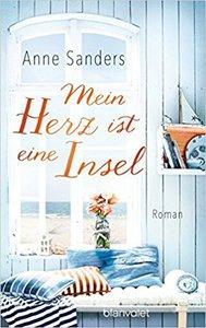 Cover zu Anne Sanders: Mein Herz ist eine Insel