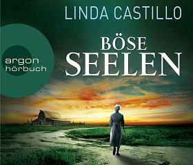 Cover Linda Castillo Böse Seelen