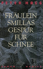 Cover Fräulein Smilla Winter-Thriller