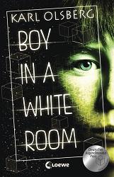 Boy in a white Room Karl Olsberg