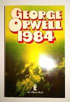 Cover zu 1984 von George Orwell, Klassiker