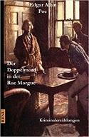 Edgar Allan Poe, Krimi, Klassiker, Der Doppelmord in der Rue Morgue