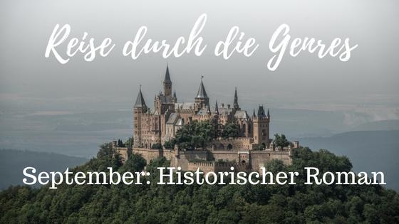 Reise durch die Genres Historischer Roman