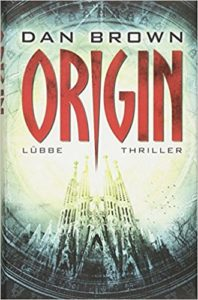 Dan Brown: Origin, Thriller, Buchmesse, Robert Langdon
