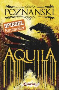 Ursula Poznanski - Aquila Cover