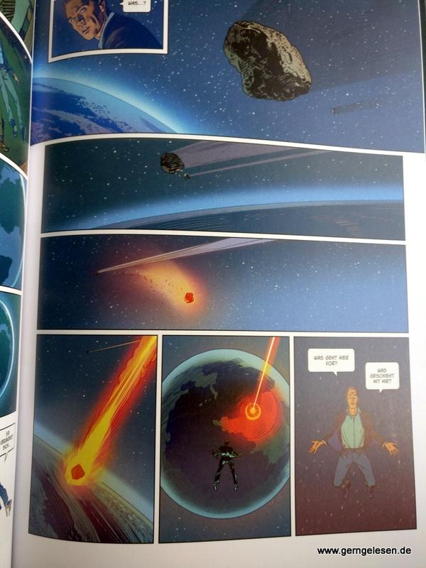 Exo - Comic - Jerry Frissen - Philippe Scoffoni - Splitter Verlag