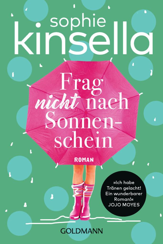 Cover Sophie Kinsella - Frag nicht nach Sonnenschein
